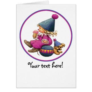IceCream Toddler Card