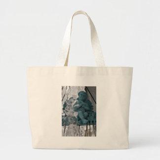 Iced Cherub Tote Bags