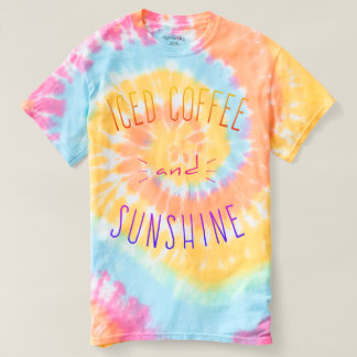 Iced Coffee and Sunshine T-Shirt