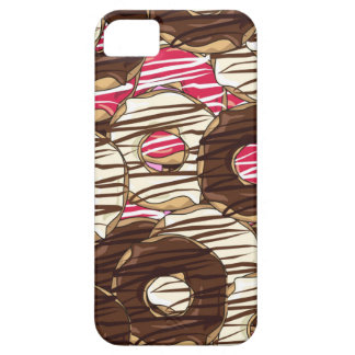 Iced donut sweet treat barely there iPhone 5 case