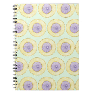 Iced Gem Biscuit Notepad - Mint Green Note Books