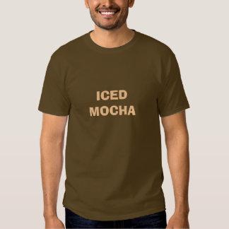 Iced mocha tees