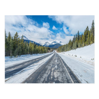 Icefields Parkway Postcard