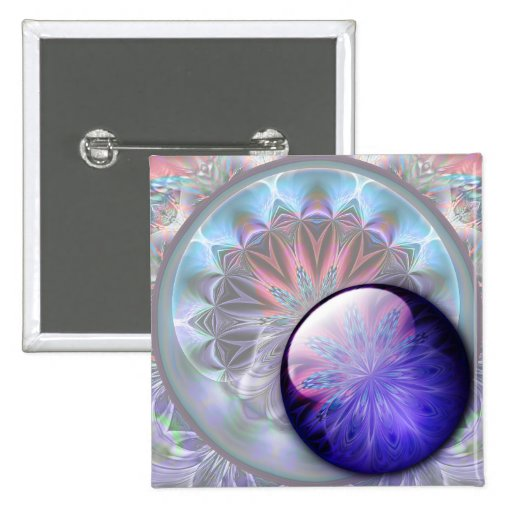 IceFire Abstract Button