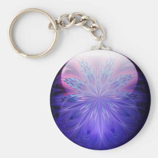 IceFire Jewel Keychain