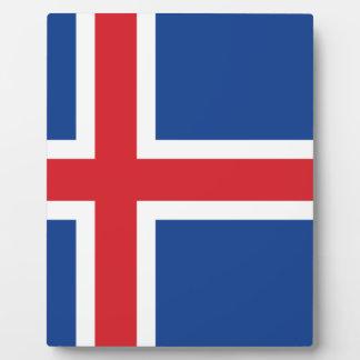 Iceland.ai Plaque