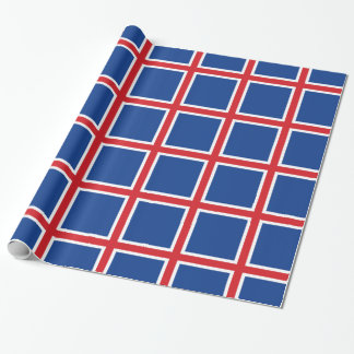 Iceland.ai Wrapping Paper