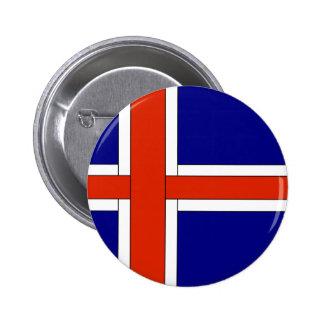 Iceland Button