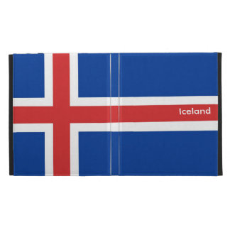ICELAND iPad FOLIO CASES