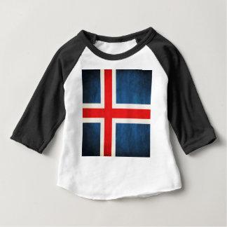 Iceland flag baby T-Shirt
