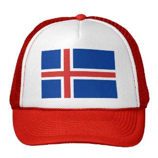 Iceland Flag Cap