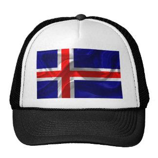 iceland-Flag Cap