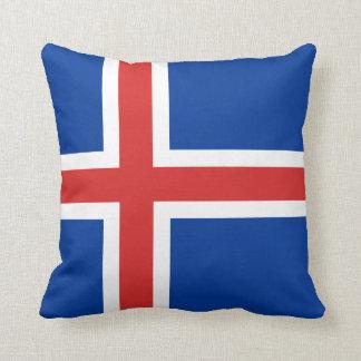 Iceland Flag Cushion