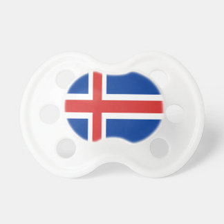 Iceland flag design on products dummy
