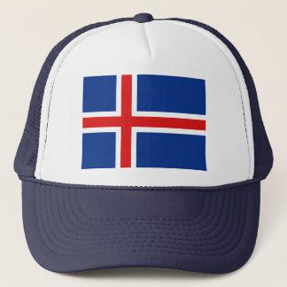 Iceland Flag Hat