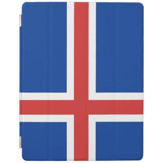 Iceland Flag iPad Cover
