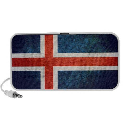 Iceland Flag Speakers