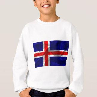 iceland-Flag Sweatshirt