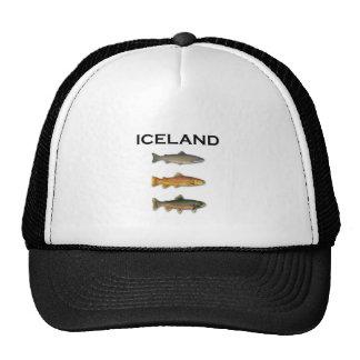 Iceland Freshwater Fishing Cap