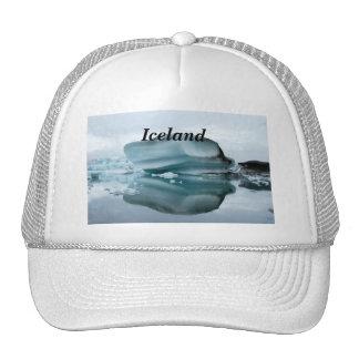Iceland Glaciers Hats