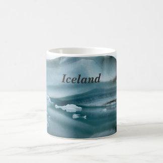 Iceland Glaciers Mugs