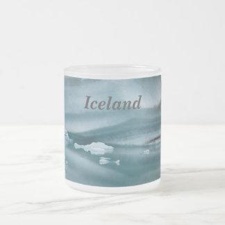 Iceland Glaciers Mug
