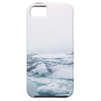 Iceland Glaciers - White iPhone 5 Case