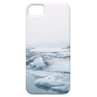 Iceland Glaciers - White iPhone 5 Cover