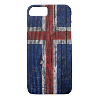 Iceland grunge flag iPhone 8/7 case
