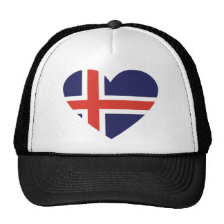 Iceland Mesh Hats