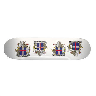 Iceland Iceland Custom Skate Board