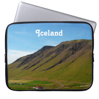 Iceland in Spring Laptop Computer Sleeve