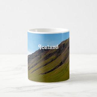 Iceland in Spring Coffee Mug
