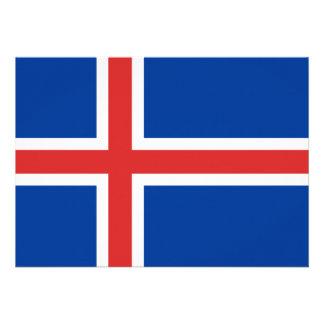 Iceland Custom Announcement
