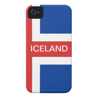 ICELAND iPhone 4 CASES