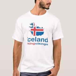 iceland liking vikings T-Shirt