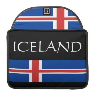 Iceland Sleeves For MacBook Pro