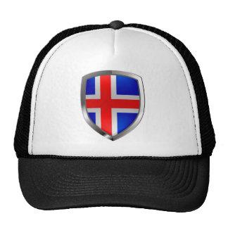 Iceland Metallic Emblem Cap