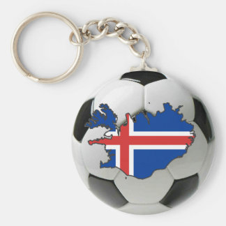 Iceland national team keychains