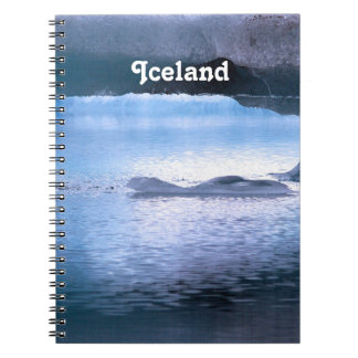 Iceland Note Book