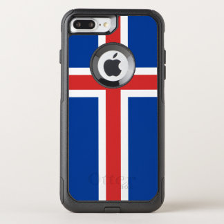 Iceland OtterBox Commuter iPhone 8 Plus/7 Plus Case