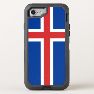 Iceland OtterBox Defender iPhone 8/7 Case