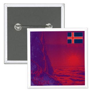 Iceland Pins