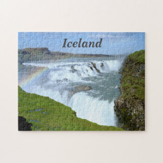 Iceland Rainbows Jigsaw Puzzle