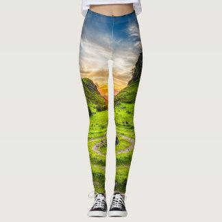 Iceland ritual leggings