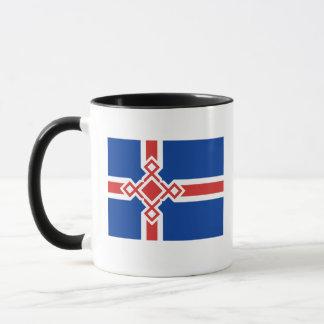 Iceland Rune Cross Mug