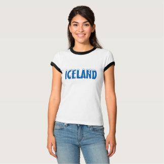 ICELAND SNOW T-SHIRT