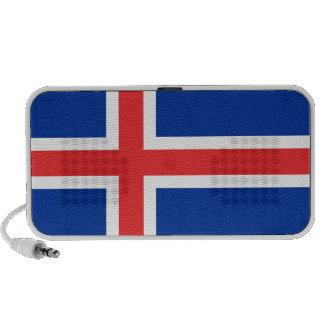 Iceland Portable Speaker