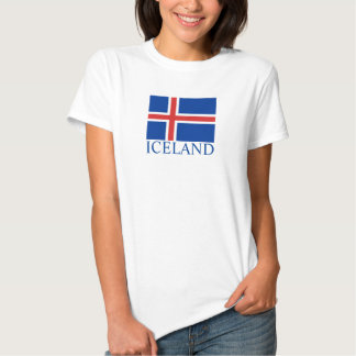 Iceland Women's Basic T-Shirt
