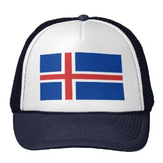 Iceland World Flag Cap
